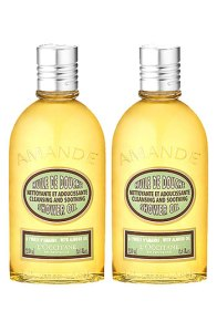 amande shower oil